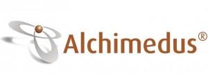 Alchimedus Schriftzug